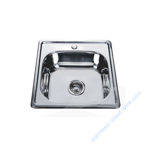 Single Bowl Kitchen Sink WY-4848