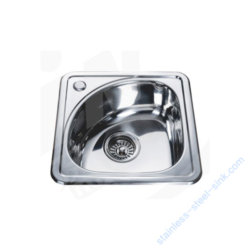Single Bowl Kitchen Sink WY-3838B