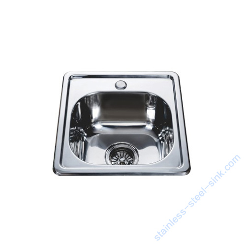 Single Bowl Kitchen Sink WY-3838A