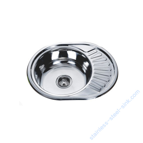 Single Bowl Kitchen Sink WY-7750