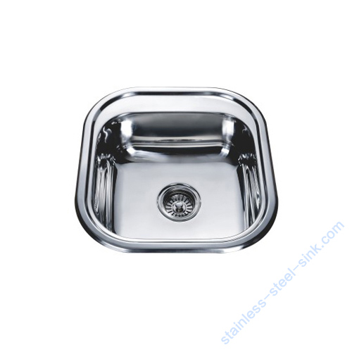 Single Bowl Kitchen Sink WY-4846