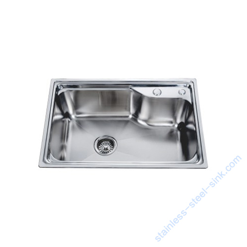 Single Bowl Kitchen Sink WY-6544