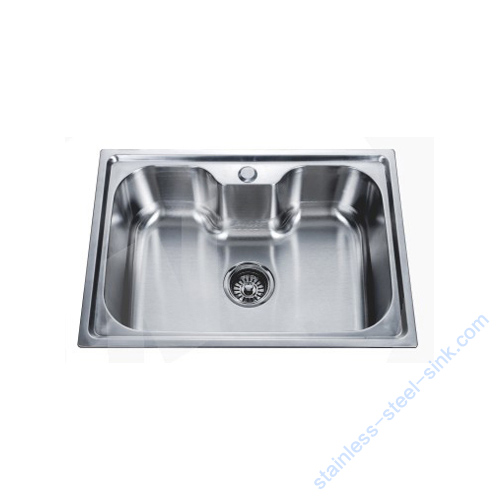 Single Bowl Kitchen Sink WY-6043