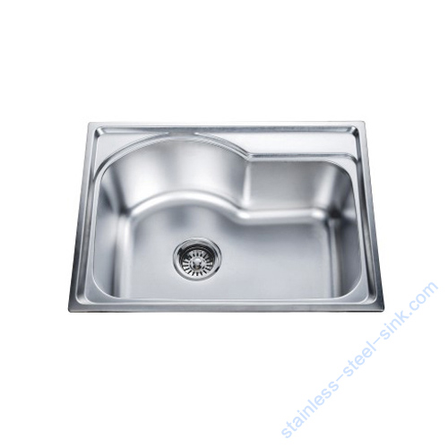 Single Bowl Kitchen Sink WY-5843