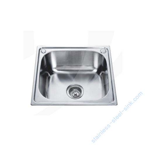 Single Bowl Kitchen Sink WY-4642