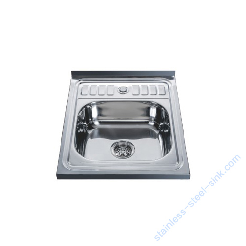 Single Bowl Kitchen Sink WY-6050