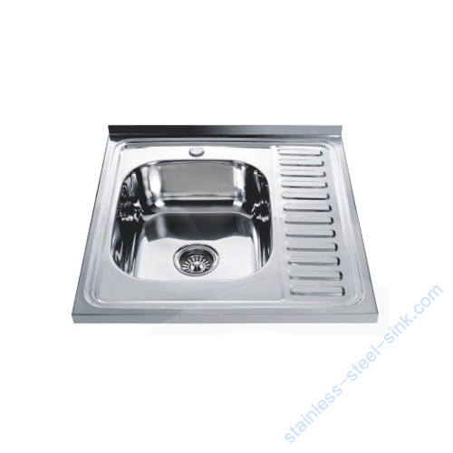 Single Bowl Kitchen Sink WY-6060