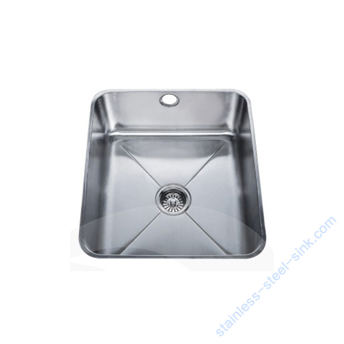 Single Bowl Kitchen Sink WY-5448